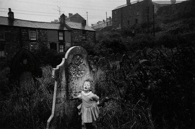 Bruce Davidson, 'Wales', 1965