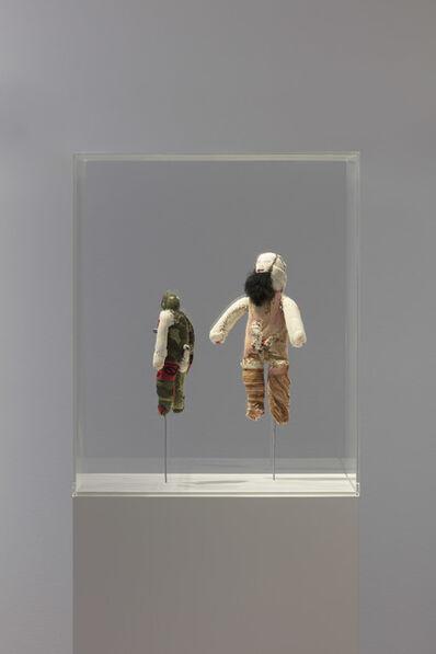 AA Bronson, 'Voodoo Doll (AA Bronson and Mark Jan Krayenhoff van de Leur) (in collaboration with Reima Hirvonen)', 2013