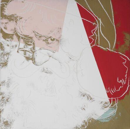 Andy Warhol, 'Santa Claus (From Myths)'