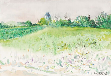 Dang Zhen, 'Manuscript of View', 2014