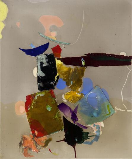 Lynn McCarty, 'Paint Pieces', 2017