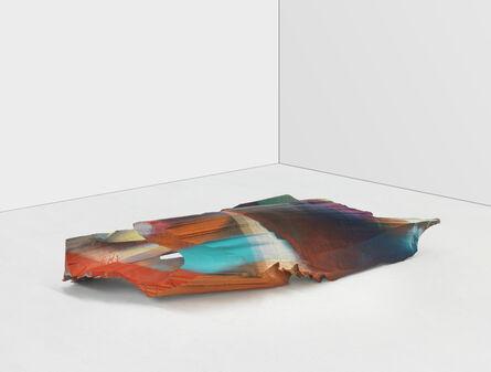 Katharina Grosse, 'o.T. (2017/8007L)', 2017