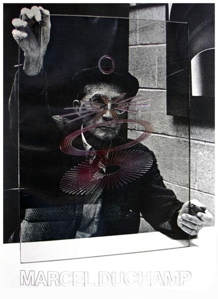 Richard Hamilton, 'The Oculist Witness-Marcel Duchamp', 1968