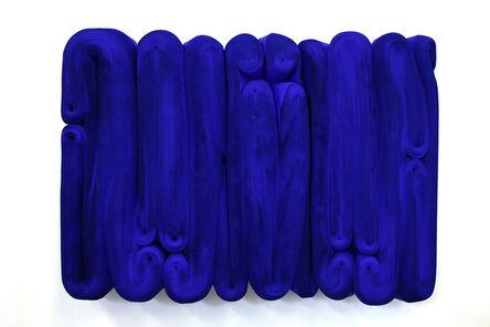 Jae Ko, 'JK495 Ultramarine Blue', 2017