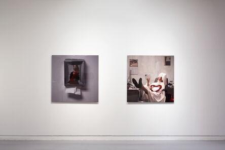 Amalia Ulman, 'Installation view of Privilege series.', 2016