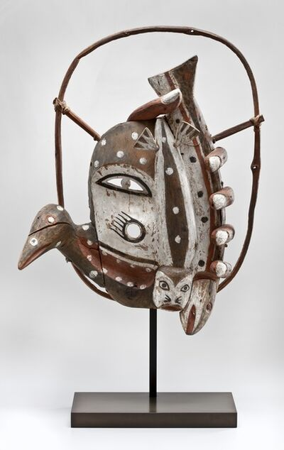 Yup'ik, Hooper Bay, Alaska, 'Mask', 1916-1918