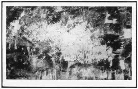 Klaus Mosettig, 'Negative Handwriting 4 (KM010/20)', 2018