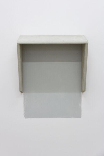 Sebastian Dannenberg, 'space saver - concrete', 2016
