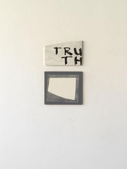 Paul Wallach, 'TRU TH', 2020