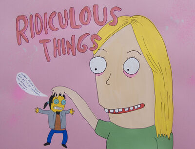 Laurina Paperina, 'Ridiculous Things', 2008