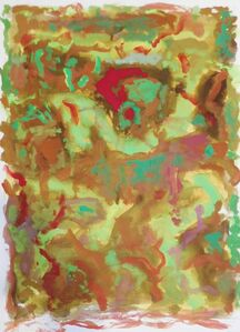 Stan Brodsky, 'Red Flow', 2004