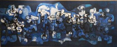 Roberto Burle Marx, 'Panneau ', 1979