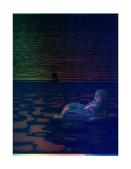 Libby Hague, 'DEW LINE, Arctic Grace', 2020