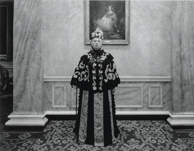 Hiroshi Sugimoto, ''Queen Victoria'', 1994