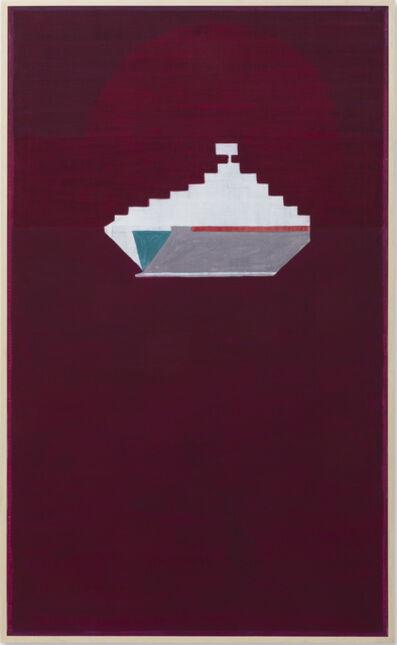 André Ricardo, 'Cargo ship', 2019