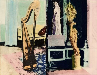 Susan Baran, 'Baroque Harp (small version)', 2013