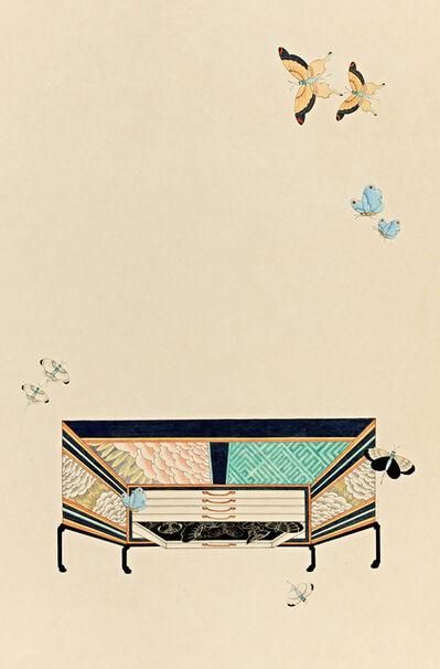 Seongmin Ahn, 'Miraculous Drawer Butterfly', 2014