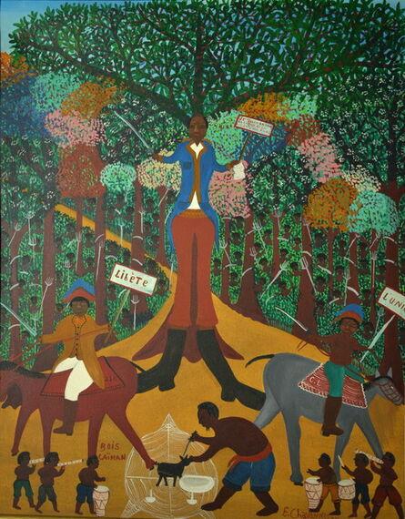 Etienne Chavannes, 'Bois Caïman'