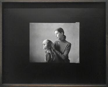 Nelli Palomäki, 'Contact II, (Dora and Vera), 2018'