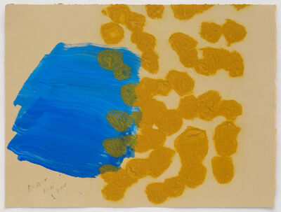 Howard Hodgkin, 'Beach', 2015-2016