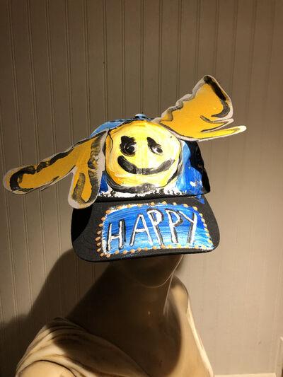 Scooter LaForge, 'Happy Cap', 2020