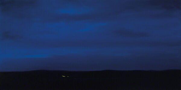 MANUEL RUMPF, '0°C', 2015