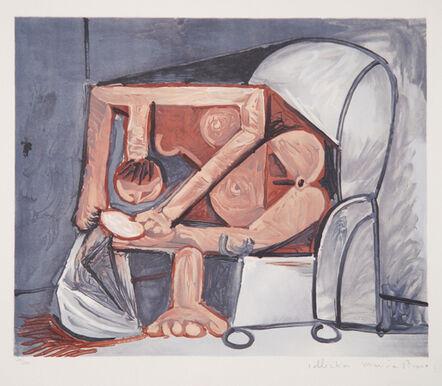 Pablo Picasso, 'Femme a la Toilette, 1960', 1979-1982