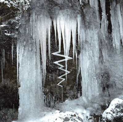 Andy Goldsworthy, 'Reconstructed icicles', 2010