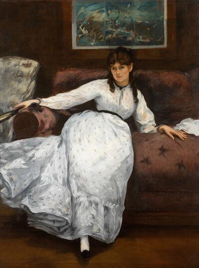 Édouard Manet, 'Le Repos (Repose)', ca. 1870-71