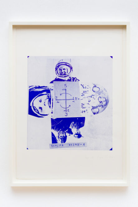 Stano Filko, 'Reality of Cosmos – A', 1968-1969