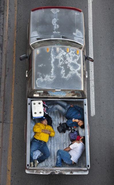 Alejandro Cartagena, 'Carpoolers #43', 2011