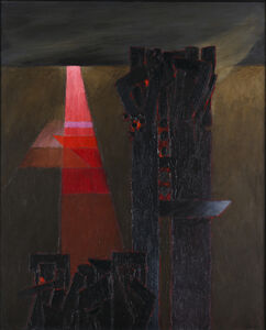 Fernando de Szyszlo, 'Trashumantes', 2007