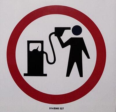 Banksy, 'Petrol Head', 2004