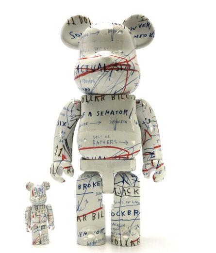 Jean-Michel Basquiat, 'Basquiat Version #2 Medicom 400% Be@rbrick', 2018