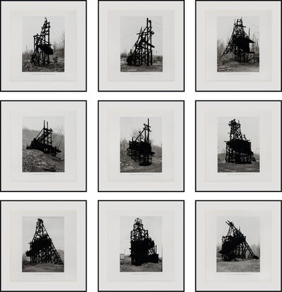 Marlon de Azambuja, 'Catalogue Raisonné - Pennsylvania Coal Mines', 2015