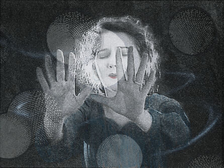 Stacey Steers, 'Edge of Alchemy Ed. 10 (woman, outstretched hands)'
