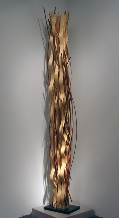 John Schwartzkopf, 'Ribbon Waveform II', 2005