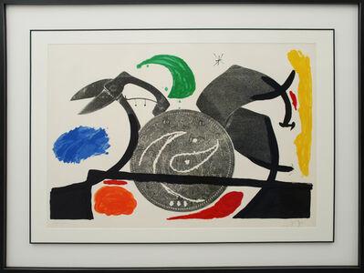 Joan Miró, 'Le croc à phynances I', 1971