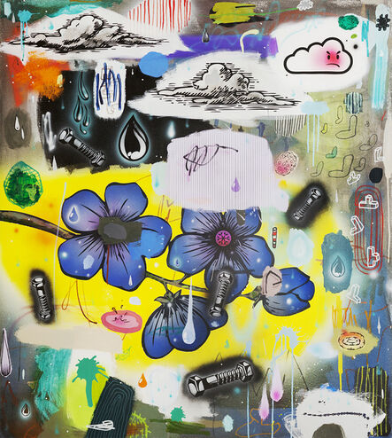 Dan Brault, 'Fat Shower', 2014