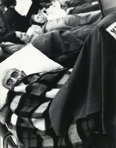 Mario Giacomelli, 'Lourdes', 1957