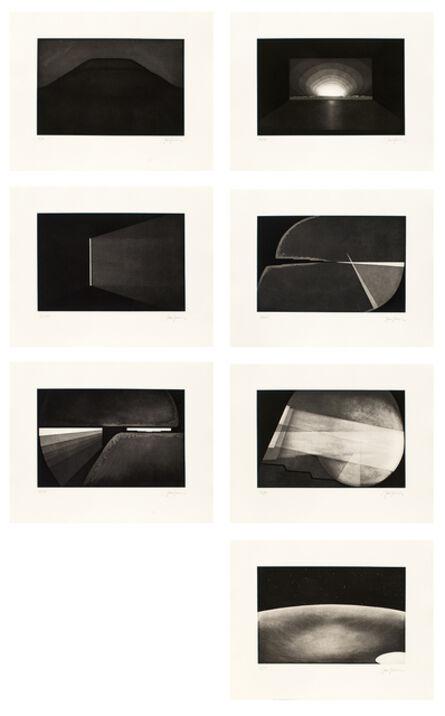 James Turrell, 'Deep Sky', 1984