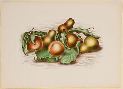 Albert Heckman, 'Fruit Forms', 1935