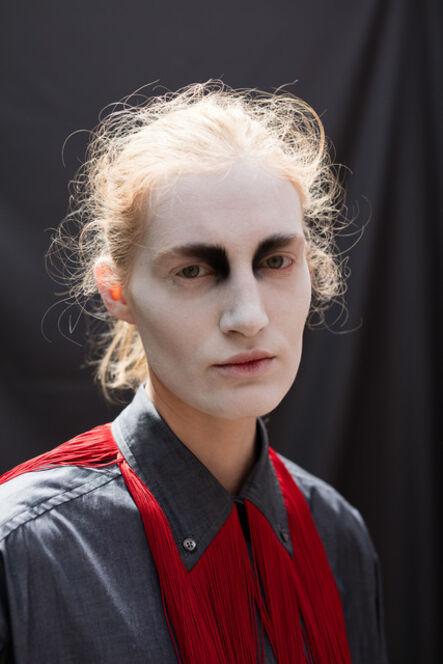 Wolfgang Tillmans, 'Eleanor / Lutz, portrait', 2016