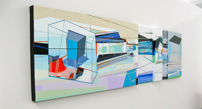 Ana Pais Oliveira, 'Neighborhood #4', 2013