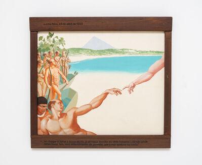 Glauco Rodrigues, 'Quinta-Feira 23/04/1500', 1971