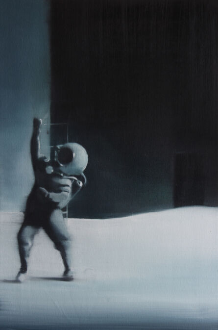 Radenko Milak, 'Woman in the Moon (1929)', 2016
