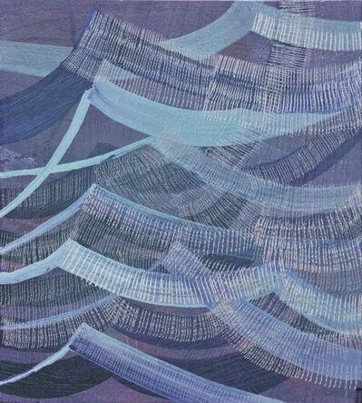 Alyse Rosner, 'Iteration Powder Blue', 2017