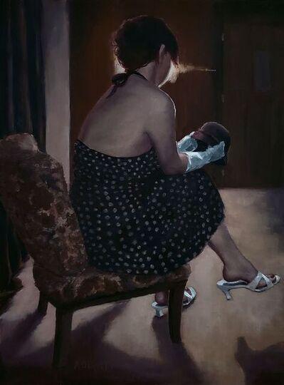 Anita Dewitt, 'Lexi backlit', 2020