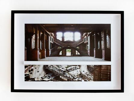 Eva Frapiccini, 'Untitled (Golden Jail. Discovering Subjection)', 2014