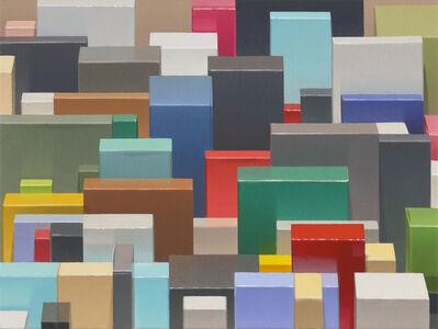 Harold Reddicliffe, '53 Boxes', 2017